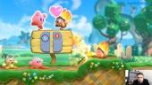 Livestream Replay - Kirby Star Allies
