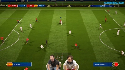 FIFA 18 - World Cup Mode Gameplay