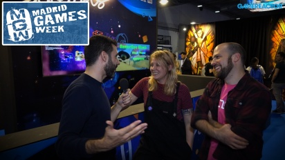 Dreams - Entrevista com Pablo López e Abbie Heppe
