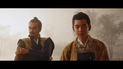 Ghost of Tsushima - Trailer de História em português