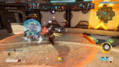 Bleeding Edge - Gameplay Match 1 (Makutu)