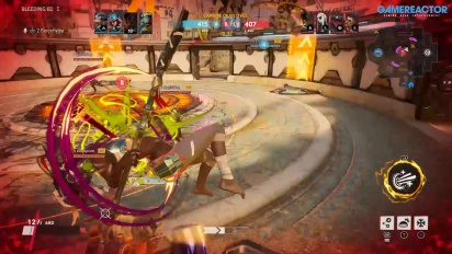 Bleeding Edge - Gameplay Match 2 (Miko)
