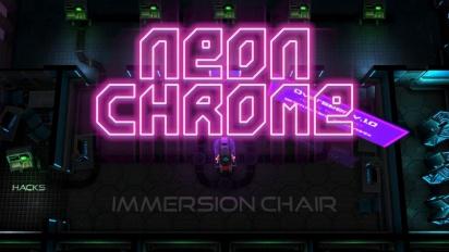 Neon Chrome - iOS App Preview Trailer