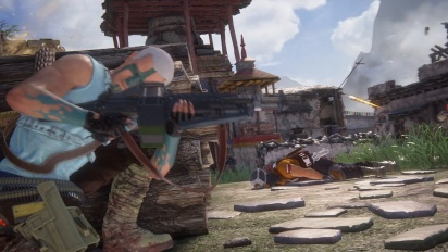 Uncharted 4: A Thief's End - Survival Arena Trailer