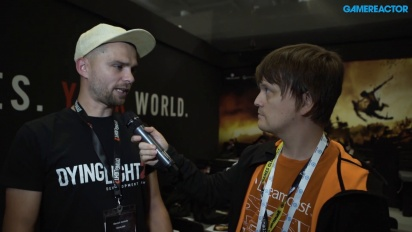 Dying Light 2 - Kornel Jaskula Interview