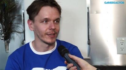 Shadow Warrior 2 - Entrevista Pawel Kowalewski