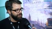 Anno 1800 - Entrevista Dirk Riegert