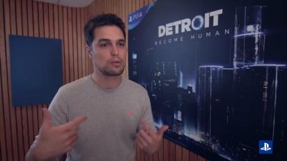 Detroit: Become Human - Vídeo de Bastidores Português