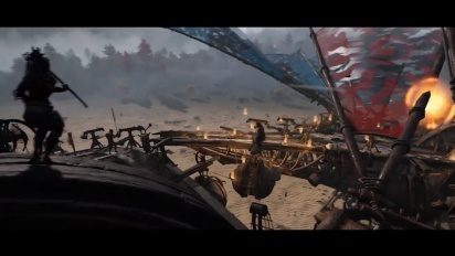 Last Oasis - Xbox Announcement Trailer