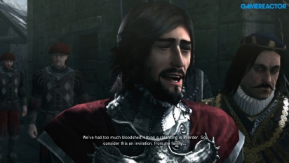 Assassin's Creed: The Ezio Collection - Jogabilidade Brotherhood