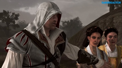 Assassin's Creed: The Ezio Collection - Jogabilidade Assassin's Creed II