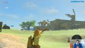 The Legend of Zelda: Breath of the Wild - 20 Minutos de Jogo