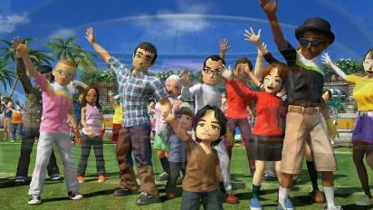 New Everybody's Golf - Japanese date trailer