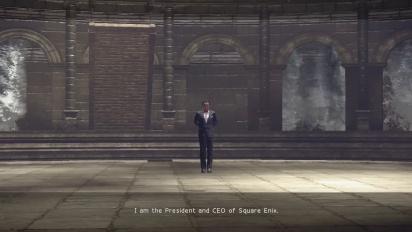 NieR: Automata - 3C3C1D119440927 CEO Boss Fight
