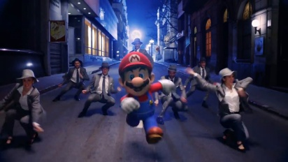Super Mario Odyssey - Jump Up, Super Star! Musical Trailer