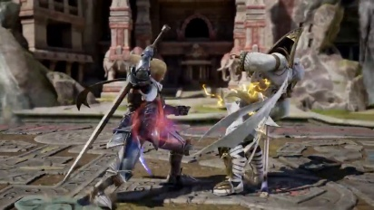Soul Calibur VI - Siegfried Announcement Trailer