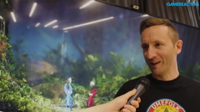 Unravel Two - Martin Sahlin Interview
