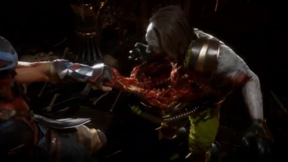 Mortal Kombat 11 - Trailer de fim de semana gratuito