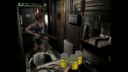 Resident Evil 3 - 1999 vs. 2020 Gameplay Comparison