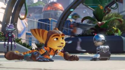 Ratchet & Clank: Rift Apart - Release Date Trailer