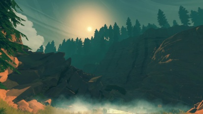 Firewatch - Ambience Trailer