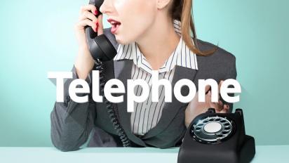 1-2-Switch - Telephone