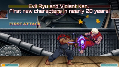 Ultra Street Fighter II: The Final Challengers - Overview Trailer