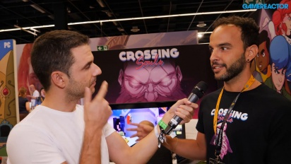 Crossing Souls - Entrevista a Diego Vázquez