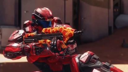 Halo 5: Guardians - Pizza Party