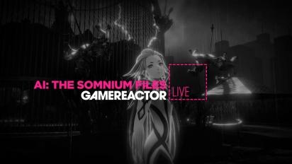 Livestream Replay - AI: The Somnium Files