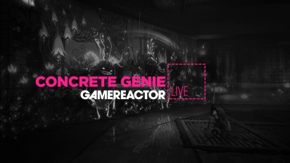 Livestream Replay - Concrete Genie