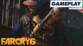 Far Cry 6 - Weapons - Gameplay