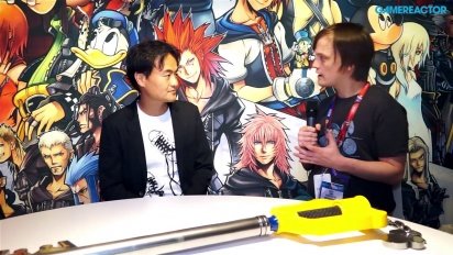 E3 2014: Kingdom Hearts - Tai Yusue Interview