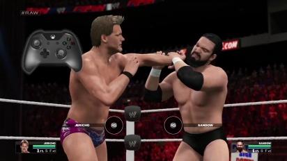 WWE 2K15 - PS4 & Xbox One Controls Trailer