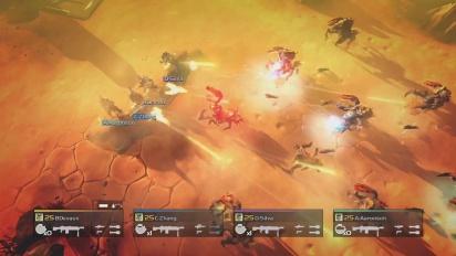 Helldivers - PC Announcement Trailer