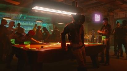 Cyberpunk 2077 - E3 2018 Trailer