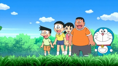 Doraemon Story of Seasons - Trailer de lançamento