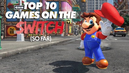 The Best of the Best: Our top ten games in the Switch's generation (so far)