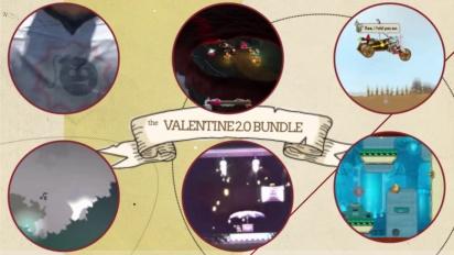 Indie Royale - Valentines Bundle 2.0 Trailer