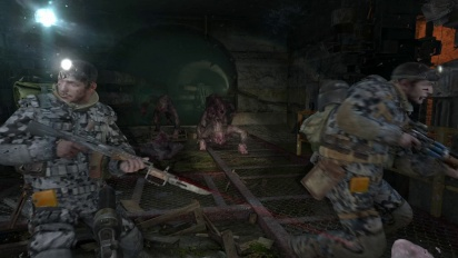 Metro: Last Light - Faction Pack Trailer