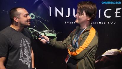 Injustice 2 - Entrevista Derek Kirtzic