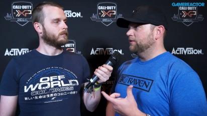 Call of Duty: Modern Warfare Remastered - Entrevista David Pellas