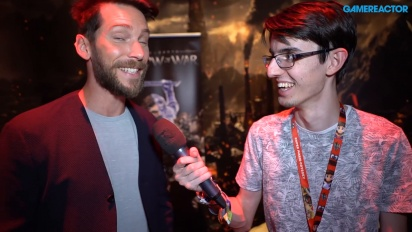 Middle-earth: Shadow of War - Troy Baker Interview