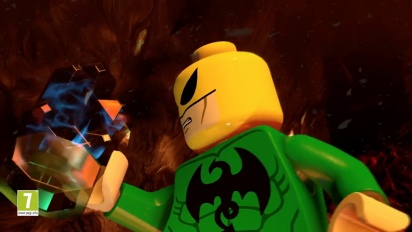 Lego Marvel Super Heroes 2 - Cosmo Trailer