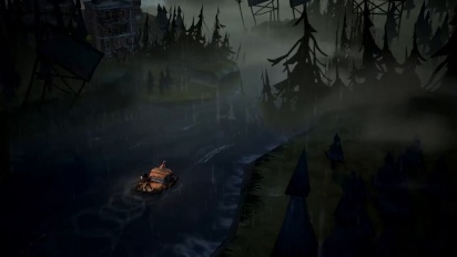 The Flame in the Flood - Nintendo Switch Launch Trailer