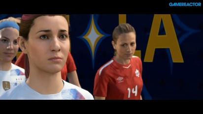 FIFA 19 - Jogabilidade de Kim em Journey