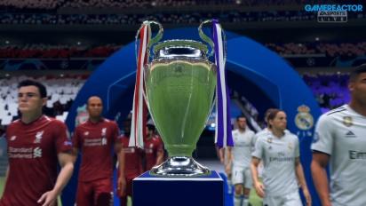 FIFA 19 - Final da Liga dos Campeões