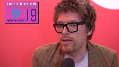 Star Wars Battlefront II - Dennis Brännvall Interview