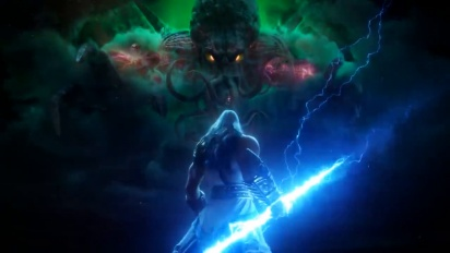SMITE - Cthulhu has awakened Trailer