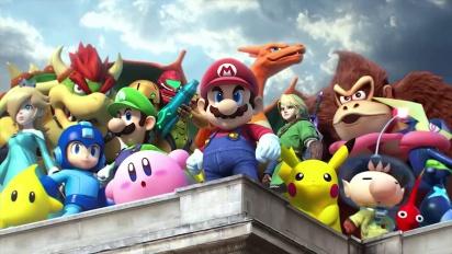 Super Smash Bros. - Mii Fighters Attack! Trailer